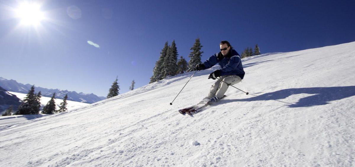 Abwechslung im Winterurlaub: Sieben Skigebiete in sechs Tagen