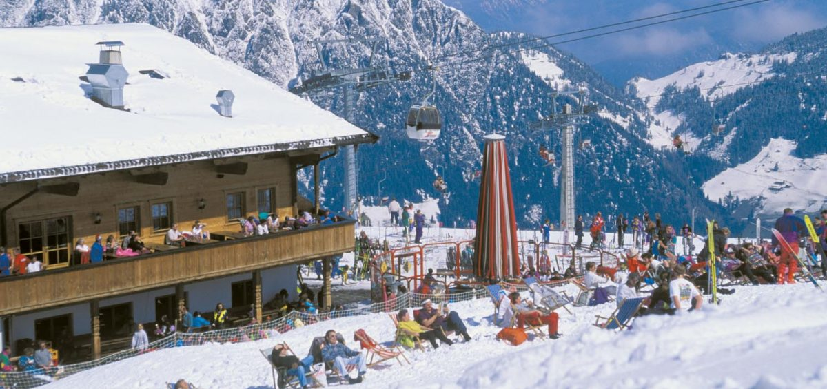 700 Kilometer Pisten mit einem Skipass