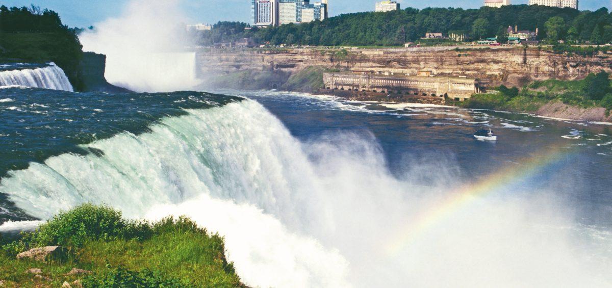 Naturschauspiele: Von den Tausend Inseln zu den Niagarafällen
