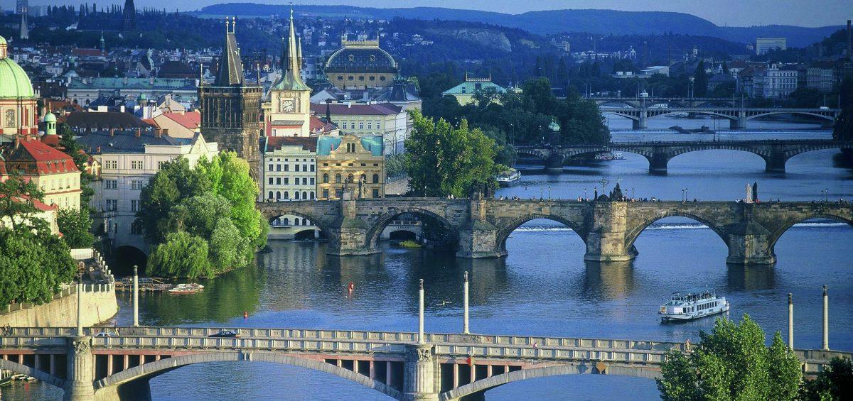 Zum Kulturbummel nach Prag