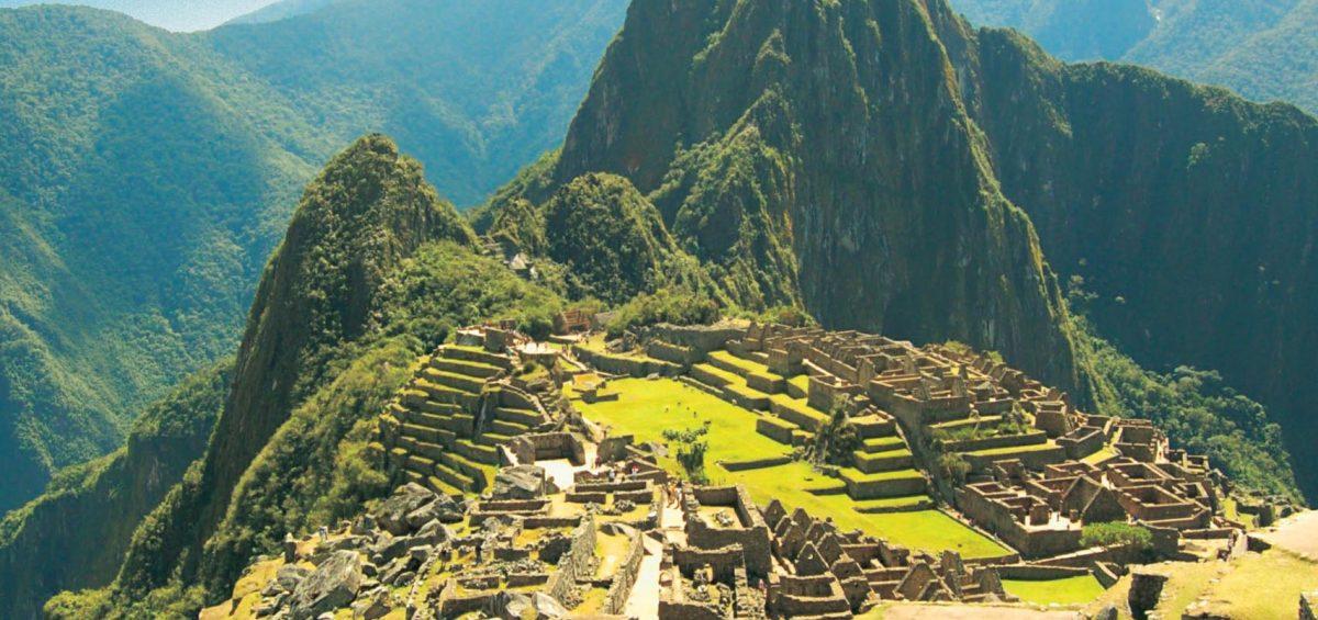 Mit ALDI zu den Inkas: Naturschauspiele in den Anden