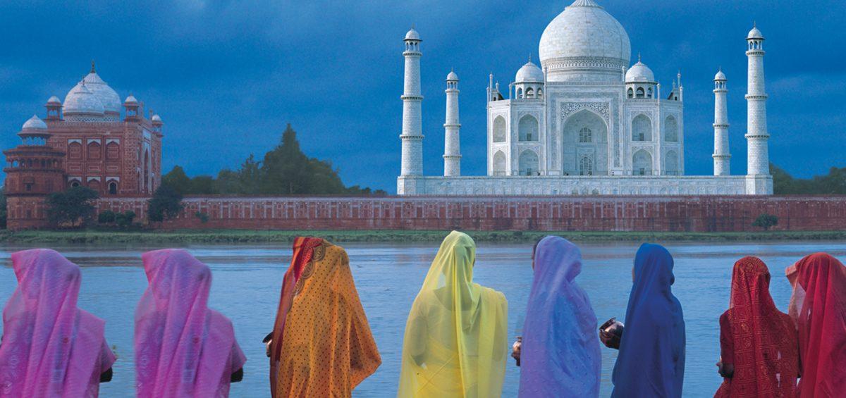Indien komplett: In 26 Tagen durch die Kulturgeschichte