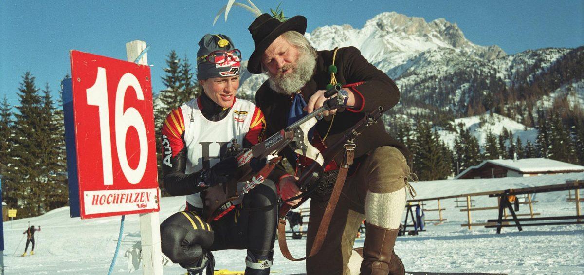 Gut in Schuss: Biathlon für Jedermann
