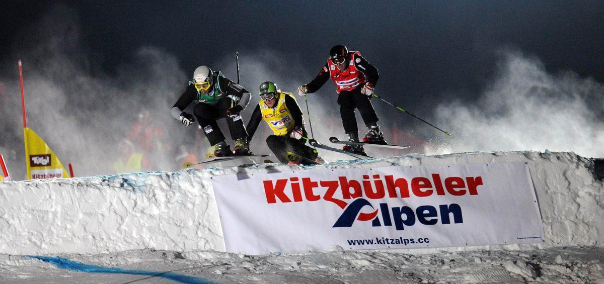 Spektakuläre Rennen auf rasanten Pisten: 3. Skicross Weltcup