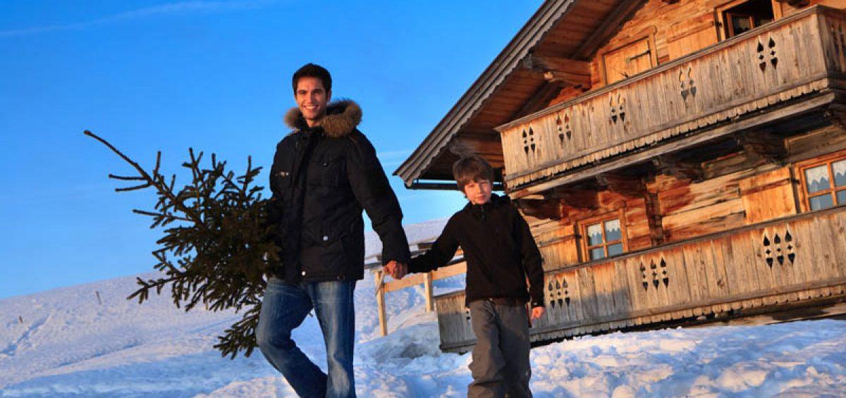 Weihnachts-Special:  Ein Skitag geschenkt