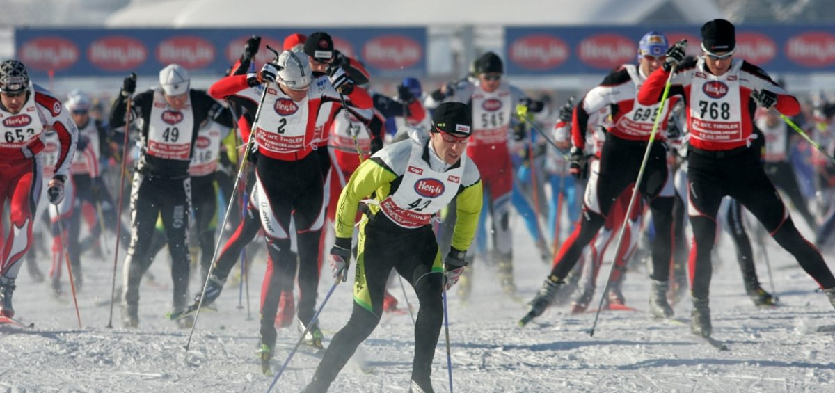 Sportlich in zwei Spuren: Langlauf-Kaiser gesucht