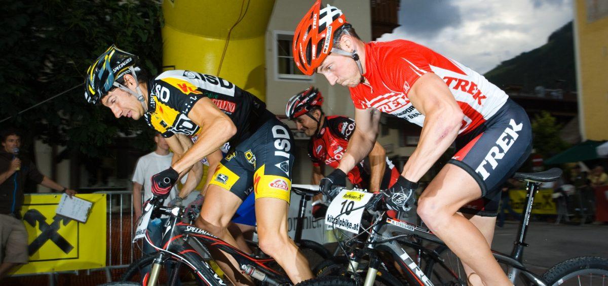 Mountainbike in der City: Radrennen mit Hindernissen