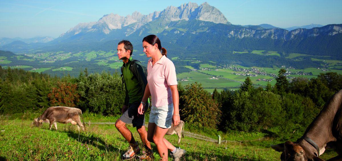 Auf Natur-Tour  im Alpengarten