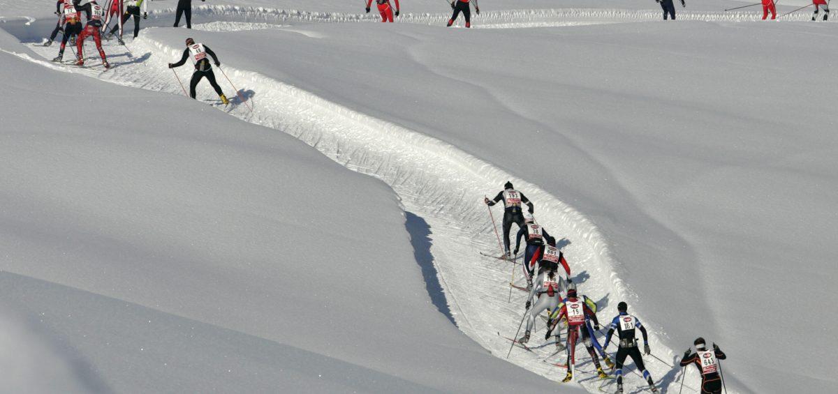 2000 Läuferinnen und Läufer in der Loipe: Zum 40. Mal startet am zweiten Februarwochenende der Internationale Tiroler Koasalauf.