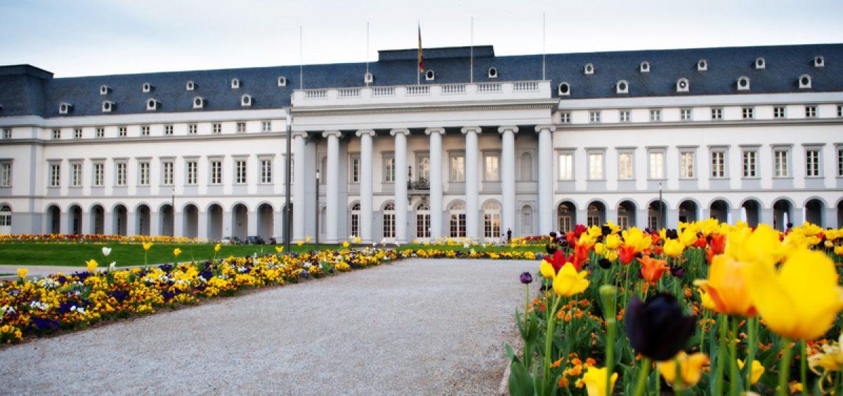 Koblenz: Tagen mit Rhein-Romantik