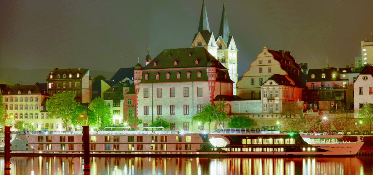 Fluss-Genuss: Kreuzfahrt-Boom in Koblenz