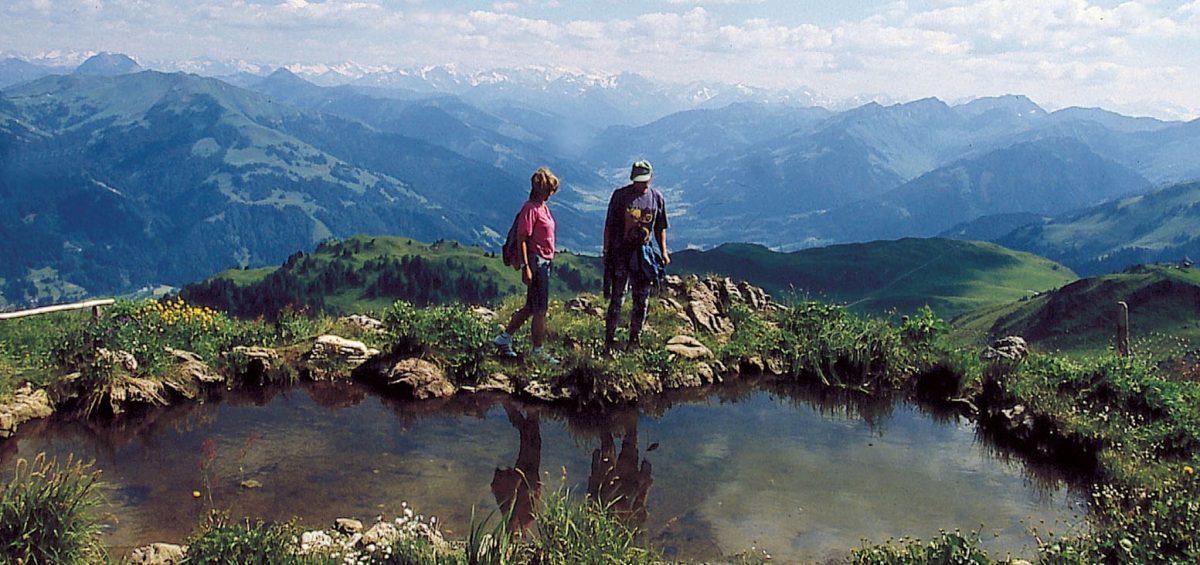 Genuss-Gipfel im Bergdoktor-Land