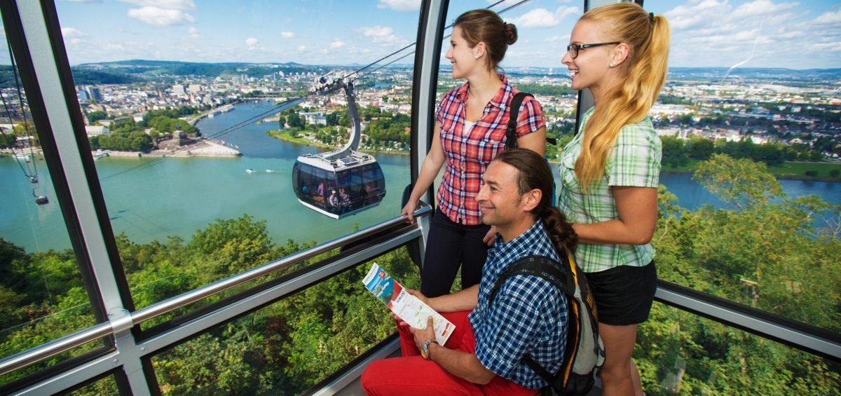 Wo Deutschlands schönste Wege kreuzen