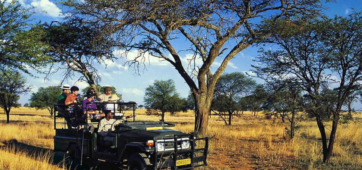 Kleine Abenteuer in der Arche Noah Afrikas