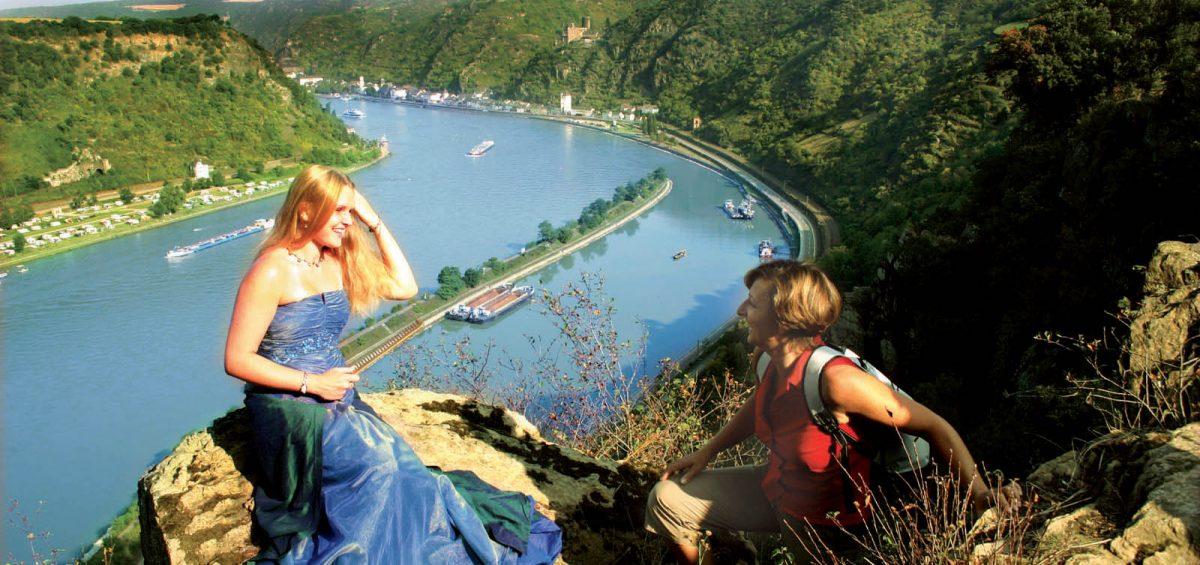 Genuss-Touren am Rheinsteig