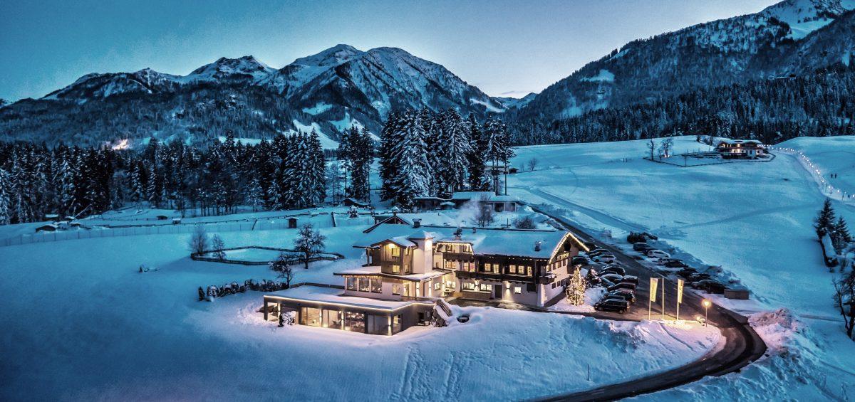 Winter Wellness in Grosslehen
