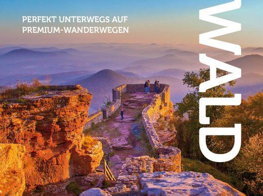 17 Touren auf Premiumwanderwegen: Neuer Führer durch den Pfälzerwald