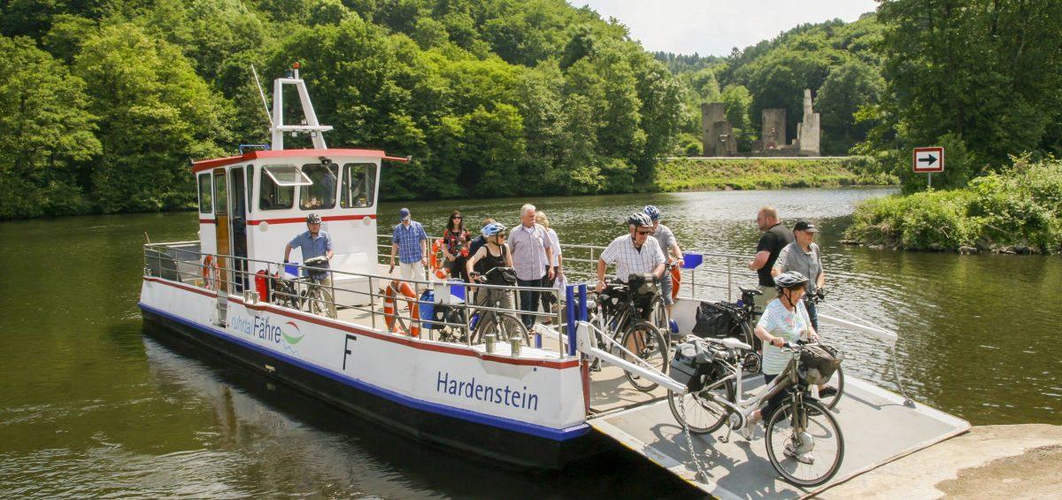 Ruhrtalfähre Hardenstein